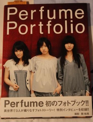 Perfume Portfolio